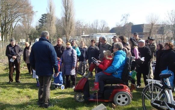 NL Doet en start buurtcomposteren