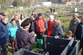 praktische workshop[ composteren